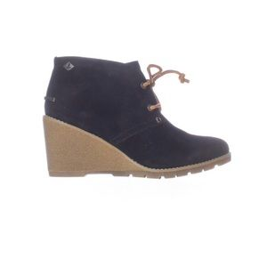 Sperry Top-Sider NWOB Stella Prow Ankle Boots 11